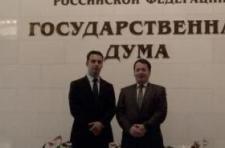 Moszkába ment az autonómiáról tárgyalni Vona Gábor