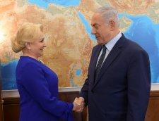 Titokban Izraelbe utazott a román kormányfő – a nagykövetség átköltöztetésén mesterkedhetnek
