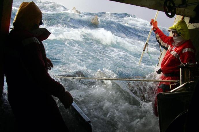 Óriáshullámokat mértek a Jeges-tengeren