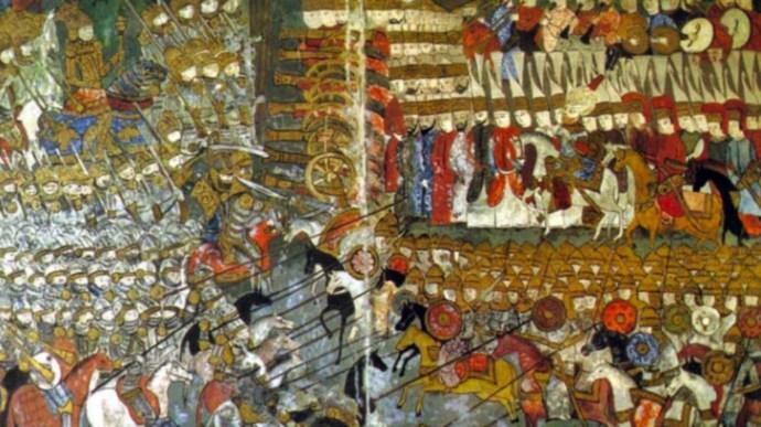 Karnyújtásnyira a mohácsi csatatér azonosítása