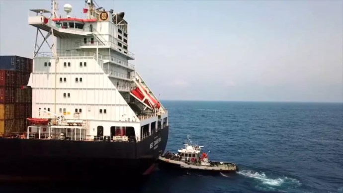 Törököt fogott az izraeli haditengerészet különleges kommandója a Haifai öbölben