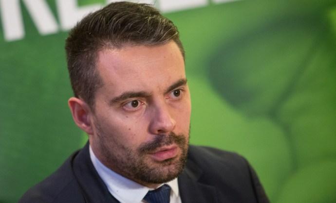 Vona szerint az a választás tétje, hogy ő vagy Orbán Viktor megy börtönbe