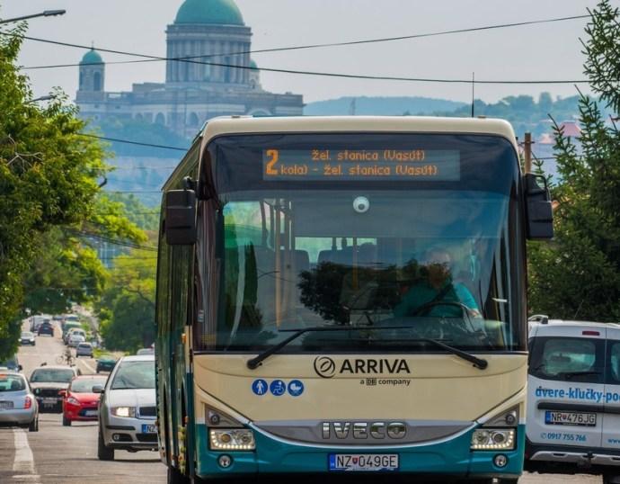 Nyitra megye: január 18-tól a nyári szünidő szerint járnak a helyközi buszok