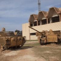 Haditudósítás a szíriai harcvonalakról