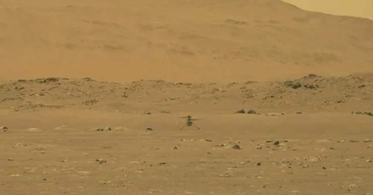 Először sikerült meghatározni a Mars belső szerkezetét