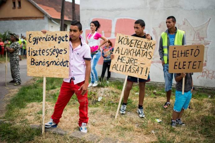 Cigánypusztítóvá terebélyesedő északkelet-magyarországi járványtól retteg a Reuters