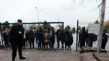 A migránsokat hajtja a közelgő tél