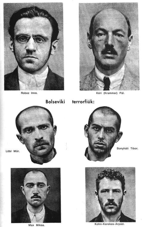Emlékezzünk: az első judeobolsevik horrordiktatúra – 95 év távlatából
