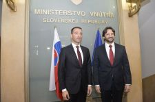 Kovács II József tizedes esete a szlovák belügyminiszterekkel