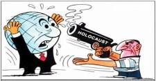 A zsidók a saját céljaikra használják a holokausztot az európaik egyötöde szerint