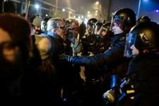Az Amnesty International máris kioktatja a magyar rendőrséget