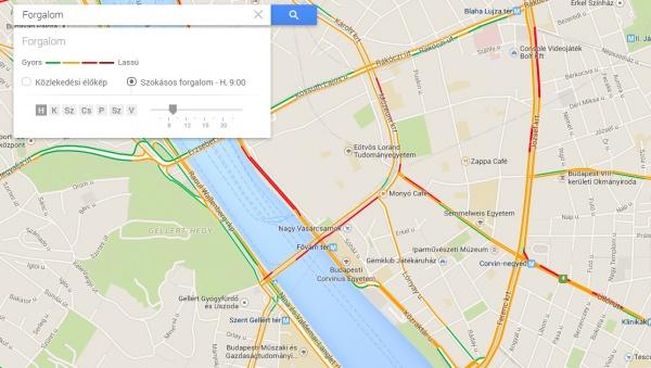 Google Maps-trükkök, amiket érdemes megismerni