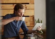Ezért jó, ha a férfiak kávéznak