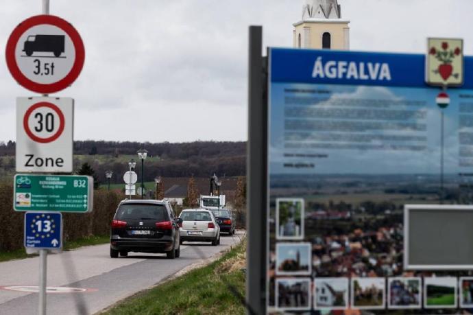 Határzárás: Az osztrákok nem engedik át a magyar munkavállalókat