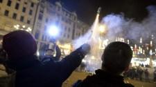 Megdöbbentő változás Budapest szilveszteri közlekedésében