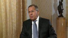 """Lavrov: """"Az amerikai jelenlét erősödik, és nem éppen ártalmatlan irányban…"""""""