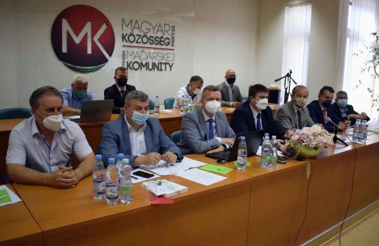 Az MKP készen áll a közös párt megalakítására