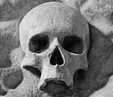 Felesége első férjének koponyáját találta meg kertészkedés közben egy férfi