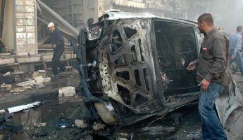 Két bomba robbant a belvárosban