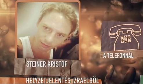 Oly szörnyű, hogy Izraelben időnként légiriadó van! – Így sajnáltatja Demcsák és egy alijázott kis buzi a gyermekgyilkosokat a TV2-n