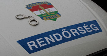 20 éves retek rabolt Kecskeméten – a rendőrség befejezte a nyomozást