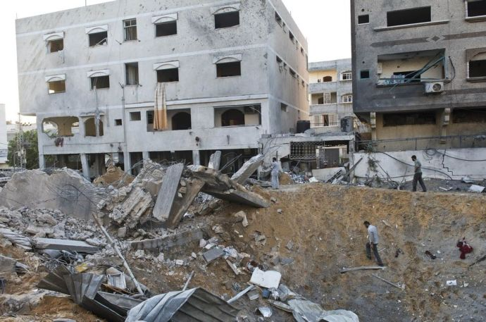 Megölték a Hamász-vezető feleségét és lányát