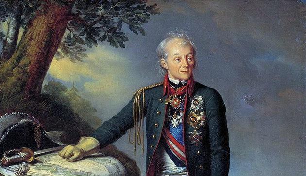 Szuvorov hiába volt korának egyik legkiválóbb hadvezére, a cárt nem tudta lenyűgözni