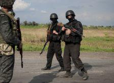 Harcok Szlovjanszkban, erősítés érkezett Odesszába