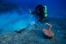A Földközi-tenger legnagyobb hullámsírját találhatták meg