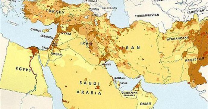 A világ legnagyobb kiadóvállalata egy csapásra teljesítette sokak évtizedes kívánságát: eltüntették Izraelt a térképről – de már hason csúsznak