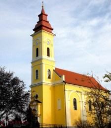 Az újszentmargitai hívek templomuk védőszentjét köszöntötték