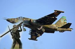 Újabb ukrán repülõgép veszteség Kijevnek