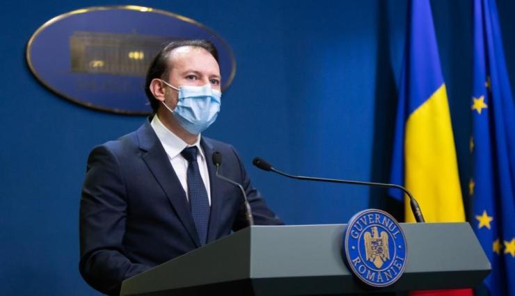 """Cîțu szerint az USR PLUS miniszterei úgy viselkedtek, """"mint valami elkényeztetett gyerekek"""""""