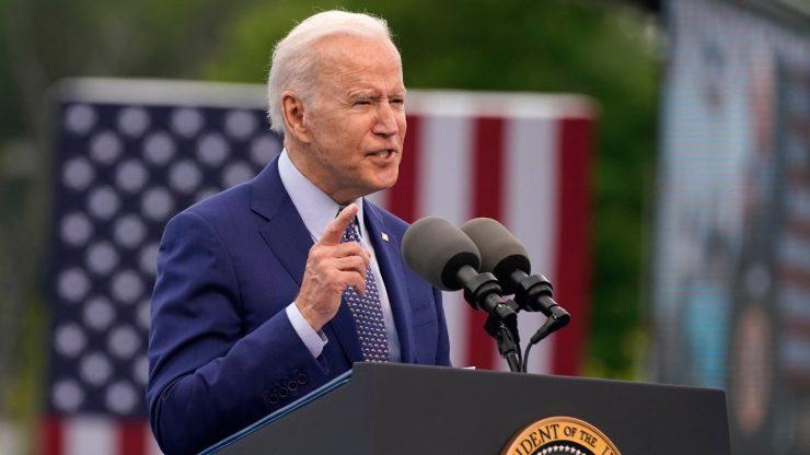 Biden: Izraelnek joga van megvédenie önmagát