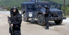 A koszovói különleges rendőri alakulat behatolt az ország szerbek lakta részébe