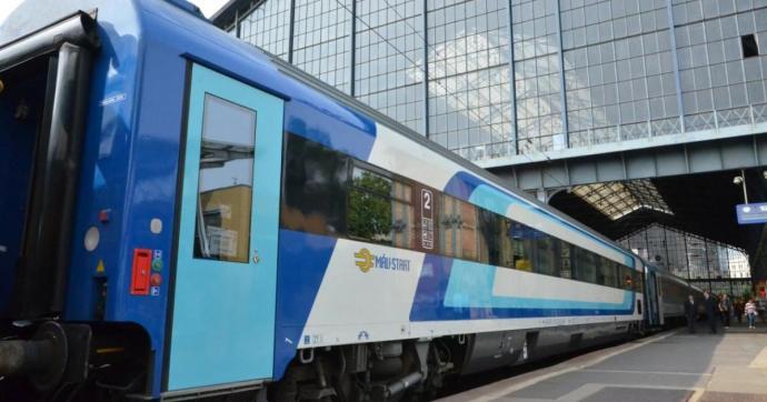 Vasúti összeköttetés is megszenvedi a járványt: kevesebb lesz a járat Budapest és Pozsony között is