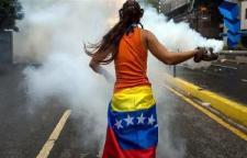 Kettészakadt Venezuela