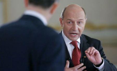 Kínos helyzetbe került Traian Băsescu az EU-csúcson