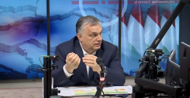 Orbán: harcolni kell a tizenharmadik havi nyugdíj gyorsabb visszaállításáért