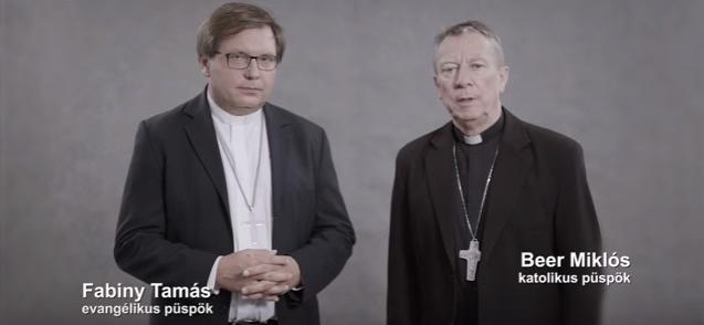 """Így védelmezi keresztény nyáját két """"magyar"""" püspök: """"Mi a menekülteket támogatjuk!"""""""