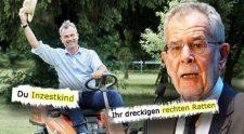 Brutális gyilkossági fenyegetés Norbert Hofer ellen – így reagál Van der Bellen