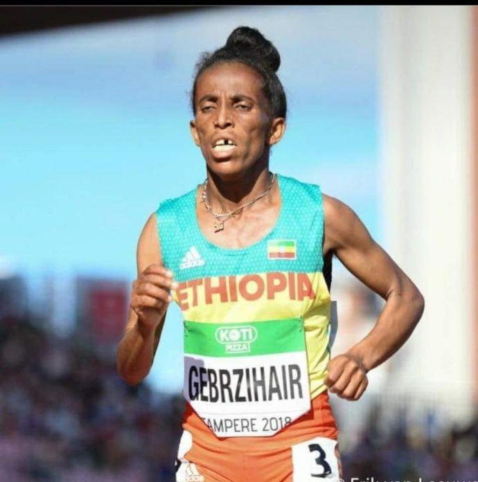 Néhány rasszista szerint ez az etióp futólány nem is 16 éves