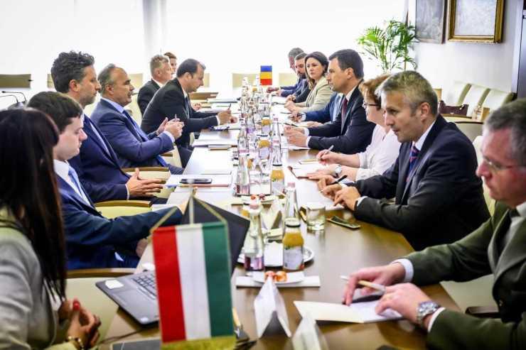 Agrárminisztérium: tovább erősödhetnek a magyar-román környezetvédelmi és vízügyi kapcsolatok