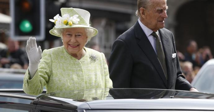 """""""Fertőzéses betegség"""" miatt kórházba került II. Erzsébet férje, Fülöp herceg"""