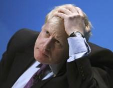 Boris Johnson koronavírusos