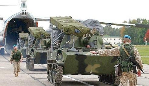 Szeptemberben nagyszabású orosz hadgyakorlat