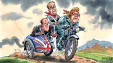 Nagy-Britannia kilépne az Európai Unióból – ha a kampánynépszavazást most tartanák