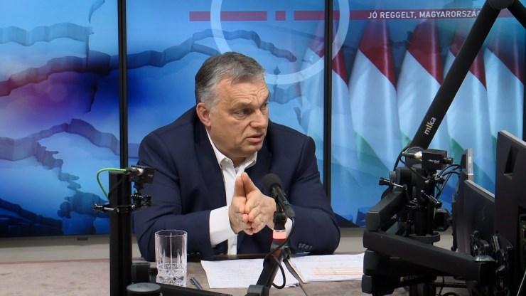 Orbán Viktor: Dermesztő, hogy 15 évvel az őszödi beszéd után még mindig ugyanaz az ember vezeti a baloldalt