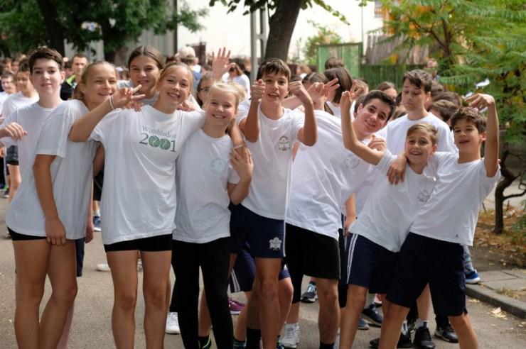 Alázattal győzni, méltósággal veszíteni – Puskás Ferenc egykori iskolájának sportnapján jártunk