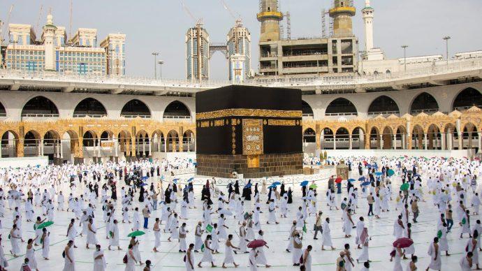 A mekkai zarándoklatra már csak beoltott hívők mehetnek